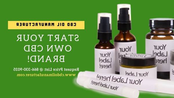 Suppliers Of CBD Oil