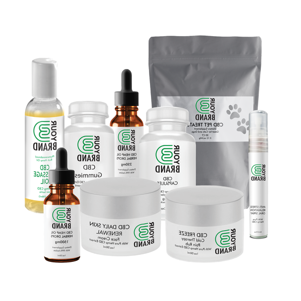 CBD Private Label Manufacturers