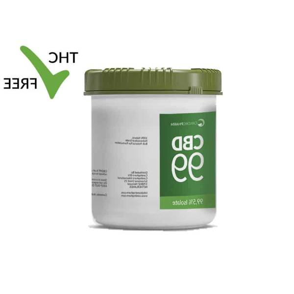 CBD Crystalline Wholesale