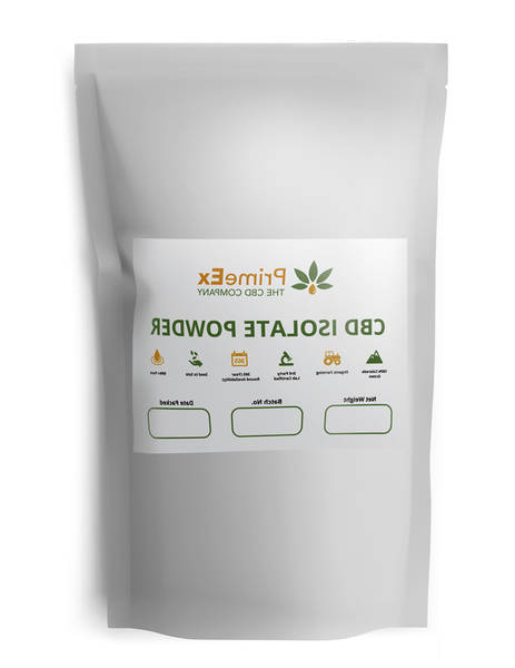 Buy CBD Isolate In Bulk