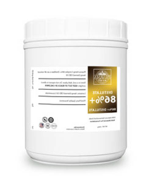 CBD Isolate In Bulk